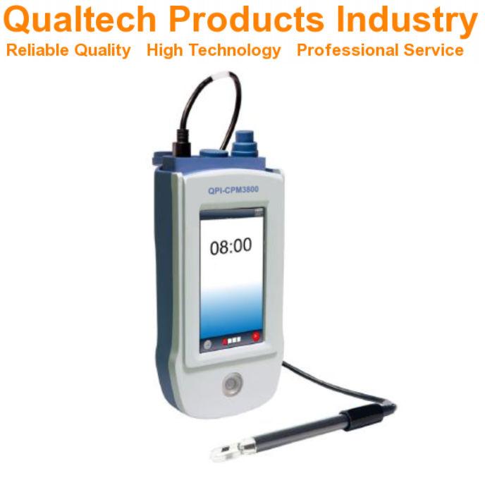 Handheld Conductivity Meter Touchscreen