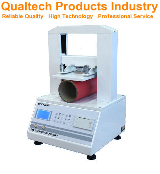 Parallel Plate Loading Tester