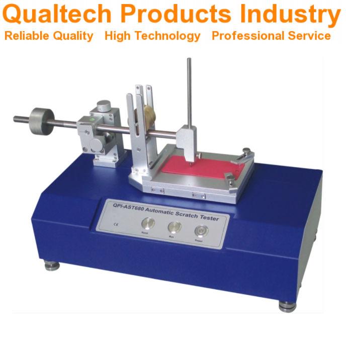 Instrumented Scratch Machine