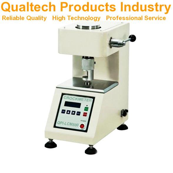 ASTM D5053 ISO 17700 Crockmeter