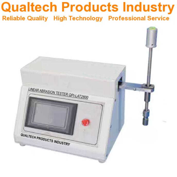 Linear Oscillating Abrasion Tester