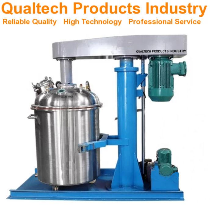 Production Vacuum Disperser
